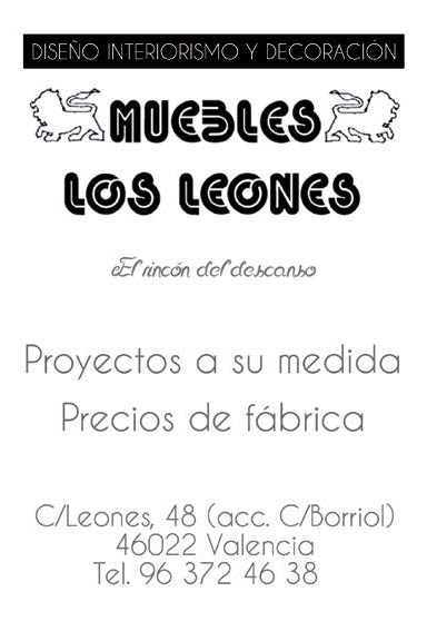 Falla els lleons poeta mas i ros for Muebles los leones valencia